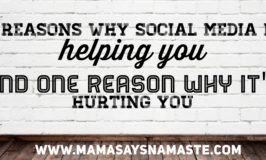2 Reasons Why Social Media Is Helping You, 1 Why It's Hurting You