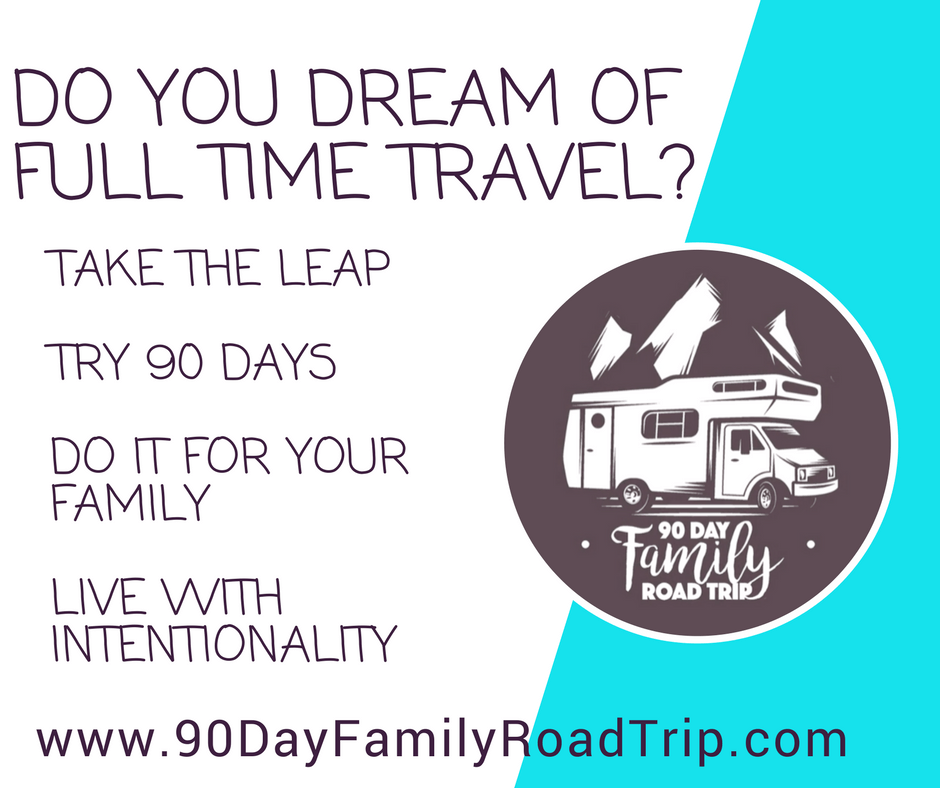 90 Day Family Road Trip