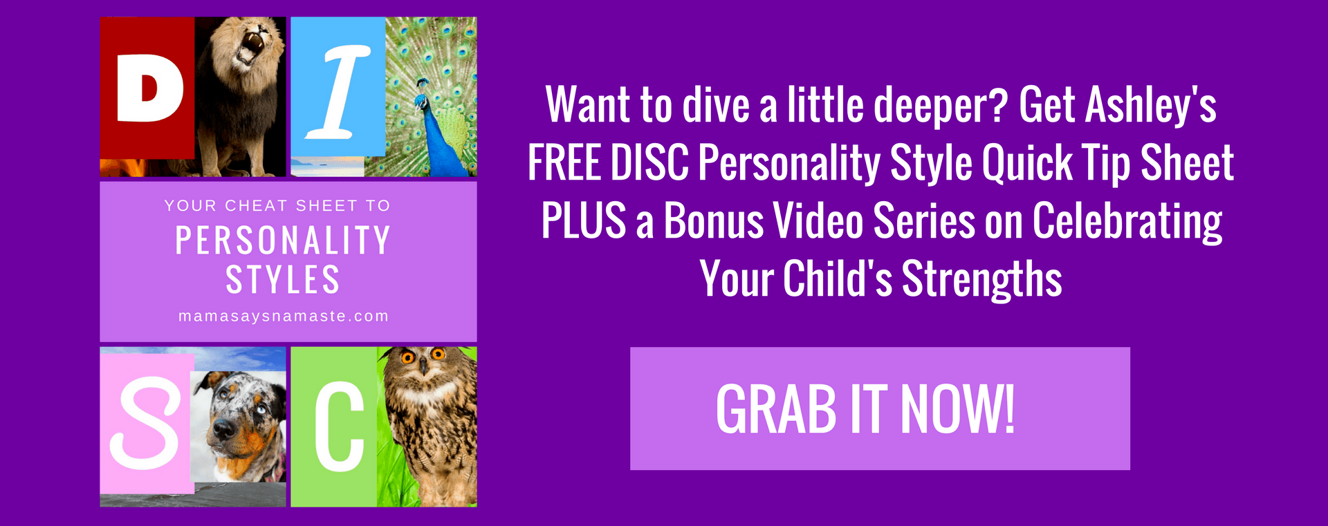 free disc assessment for kids