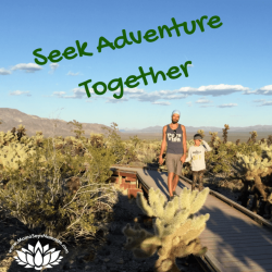 seek adventure together podcast