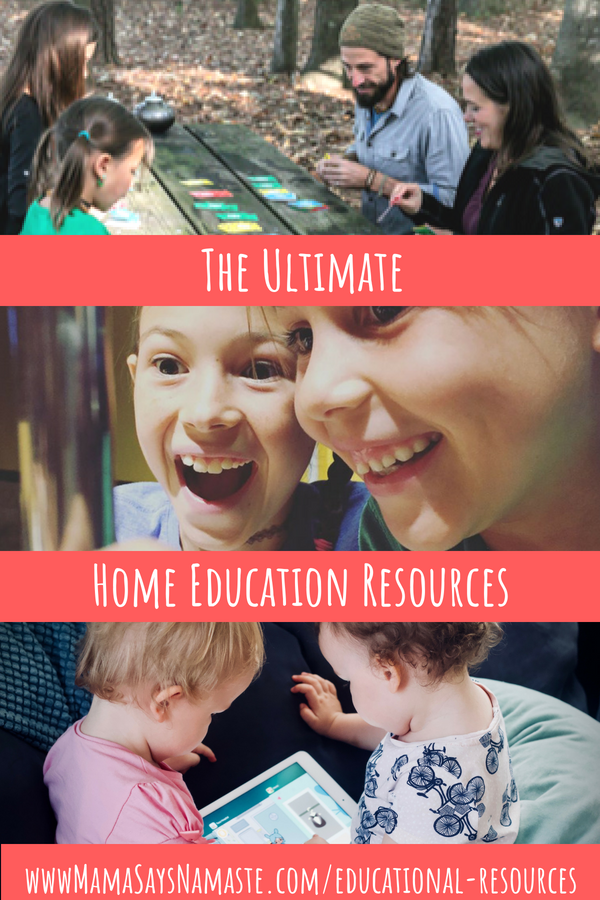 secular homeschool education