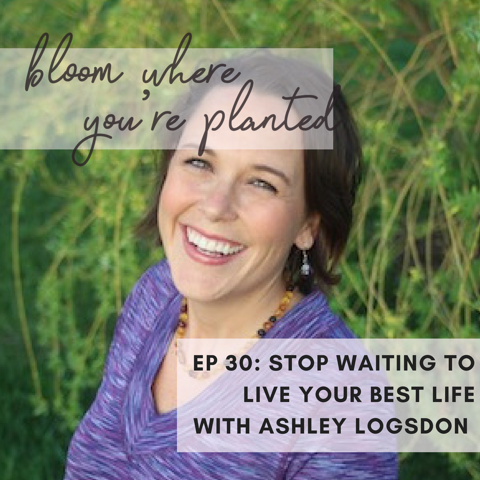 Episode 30 Ashley Logsdon