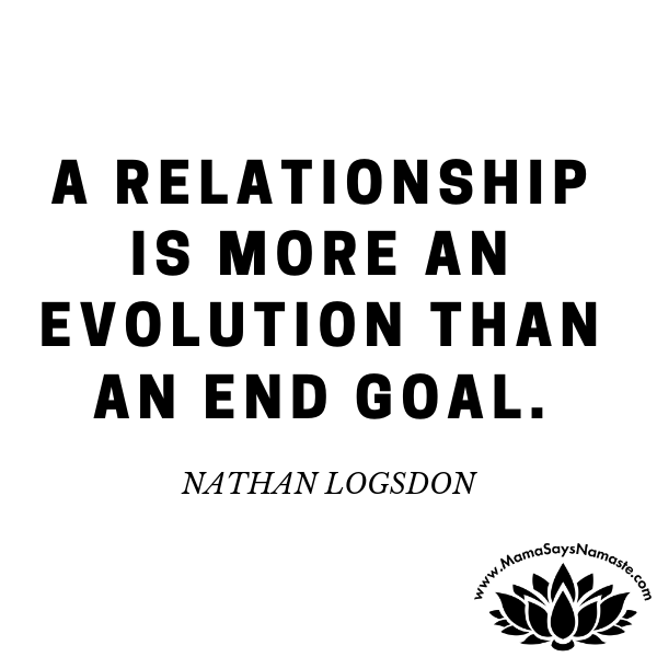 relationship evolution