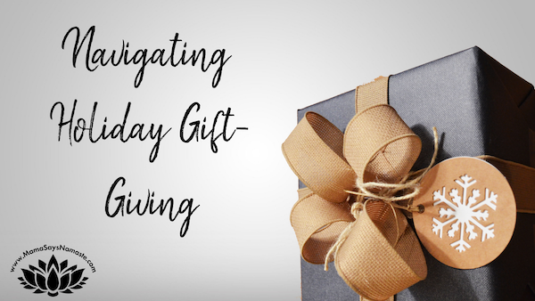 Navigating Holiday Gift-Giving