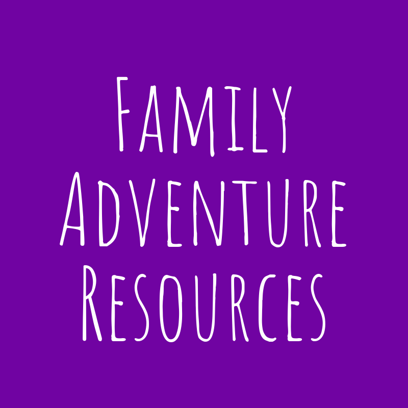family adventure resources
