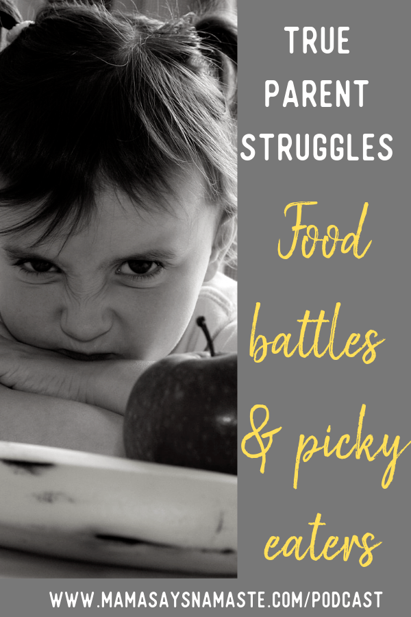 food battles picky eaters