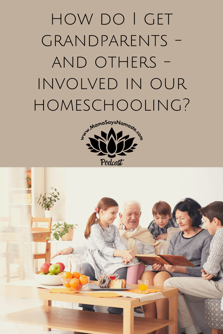 grandparents homeschooling grandchildren